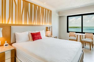 Deluxe lagoon view room - Royal Solaris All-Inclusive Resort - Cancun, Mexico